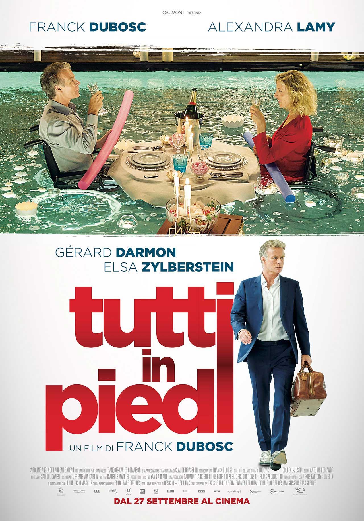 TUTTI IN PIEDI (DVD)
