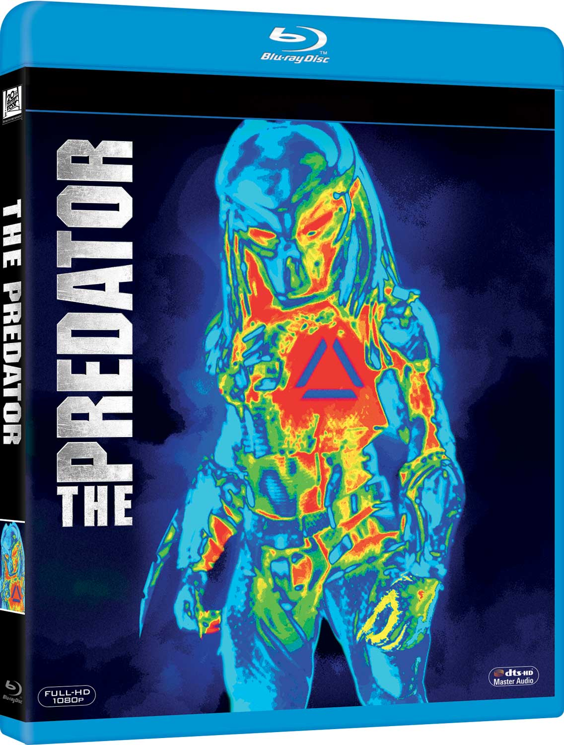 THE PREDATOR (2018) - BLU RAY