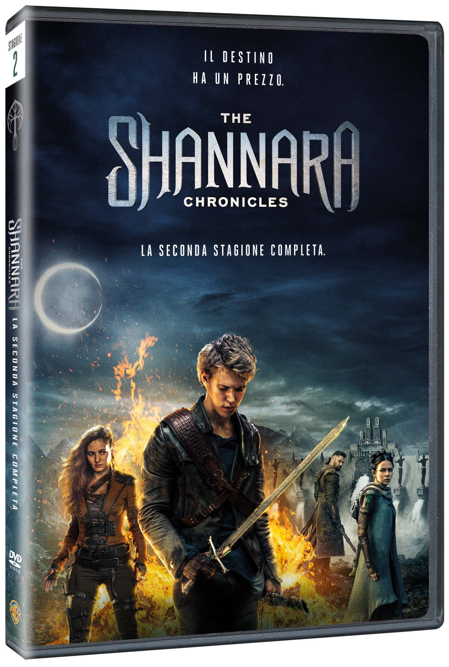 COF.THE SHANNARA CHRONICLES - STAGIONE 02 (4 DVD) (DVD)