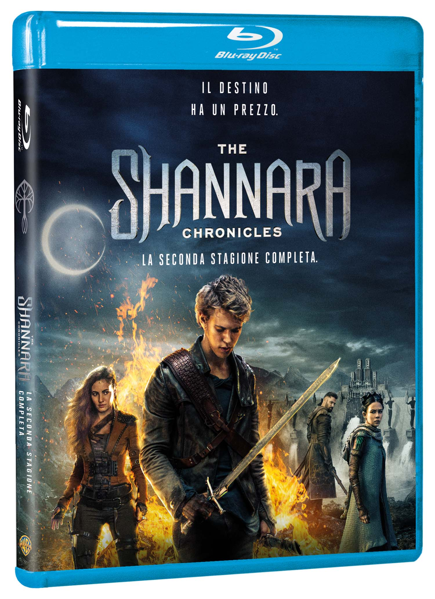 COF.THE SHANNARA CHRONICLES - STAGIONE 02 (3 BLU-RAY)