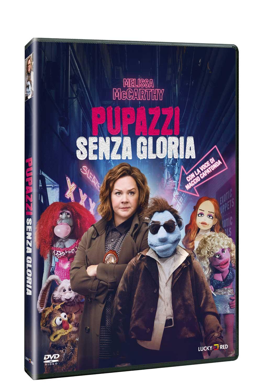 PUPAZZI SENZA GLORIA (DVD)