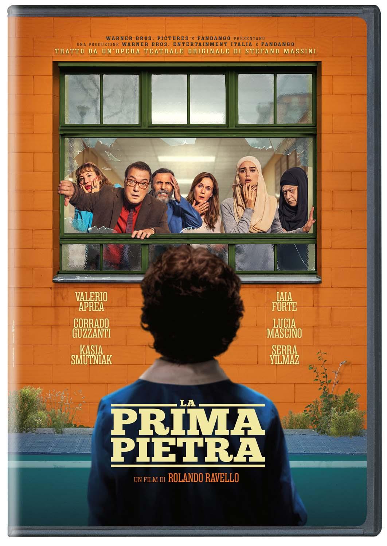 LA PRIMA PIETRA (DVD)
