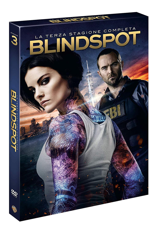 COF.BLINDSPOT - STAGIONE 03 (4 DVD) (DVD)