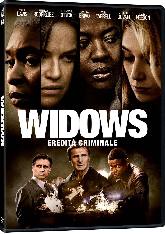 WIDOWS - EREDITA' CRIMINALE (DVD)