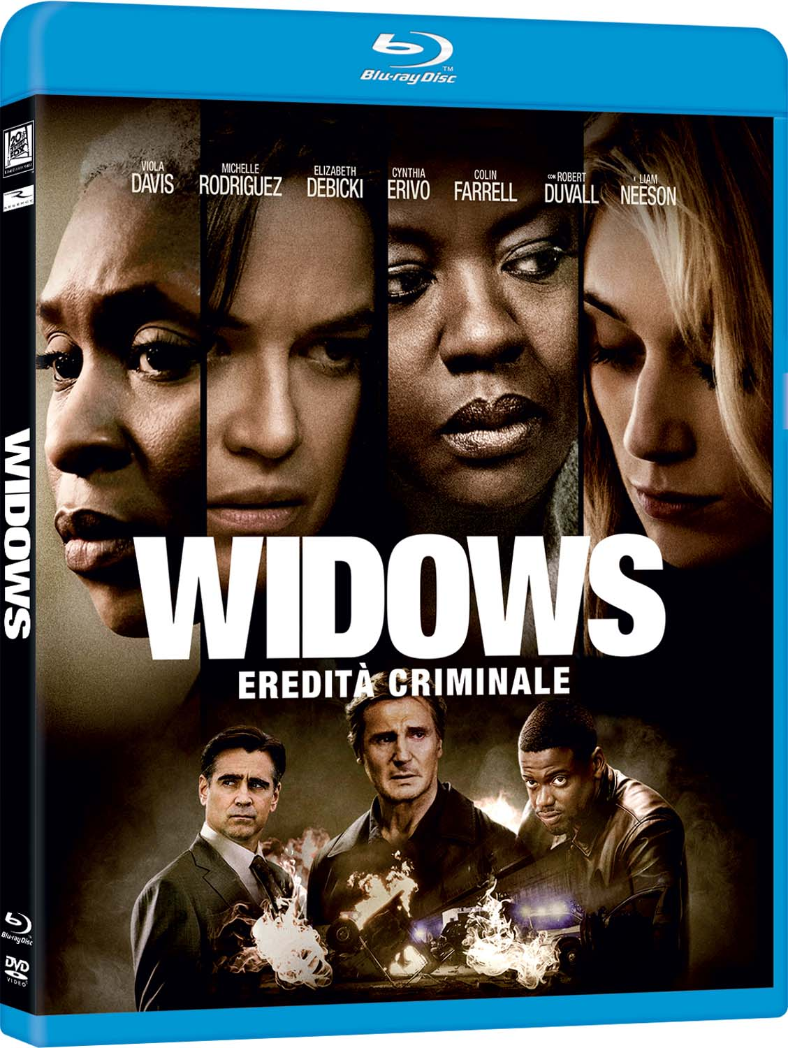 WIDOWS - EREDITA' CRIMINALE - BLU RAY
