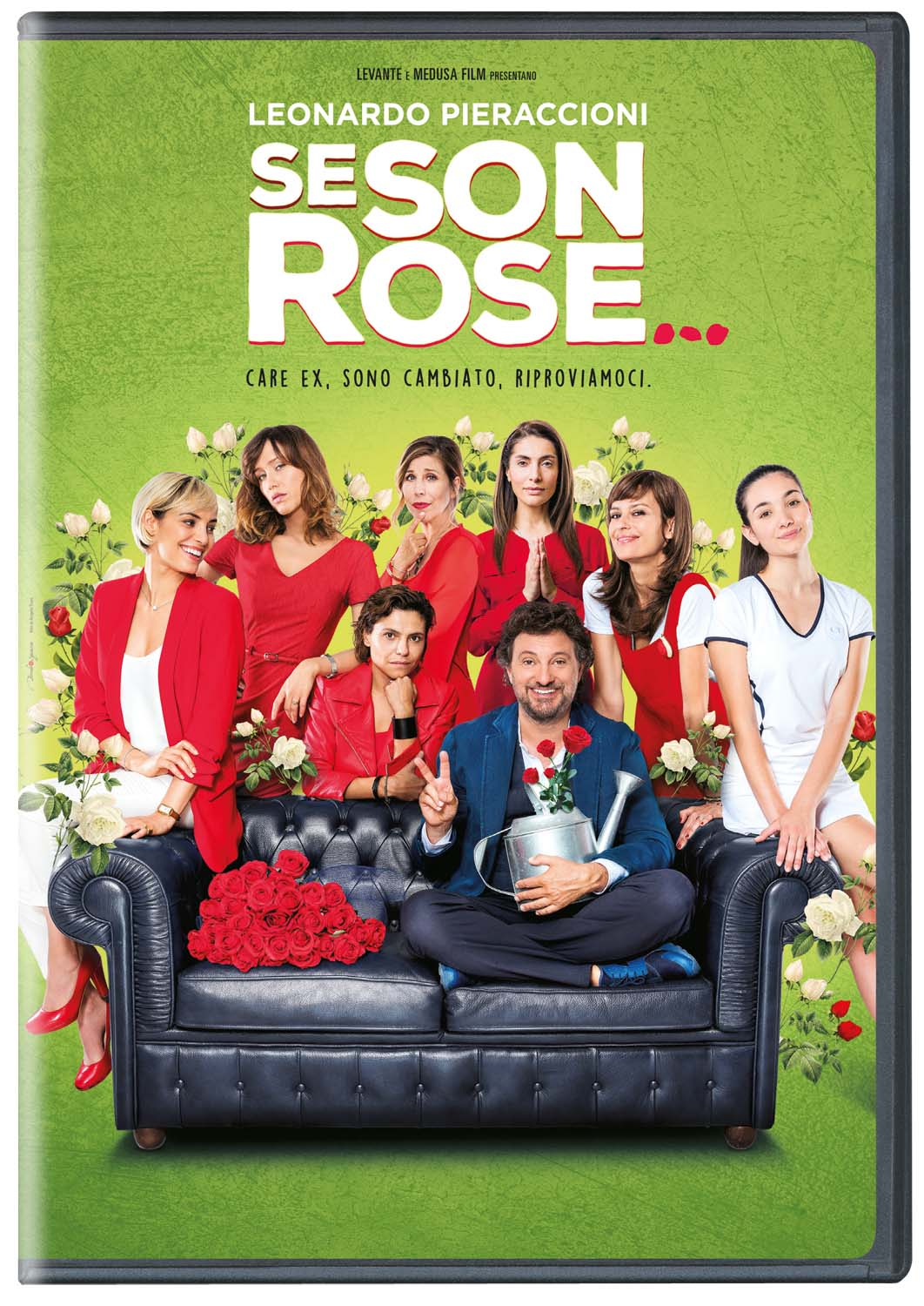 SE SON ROSE (DVD)