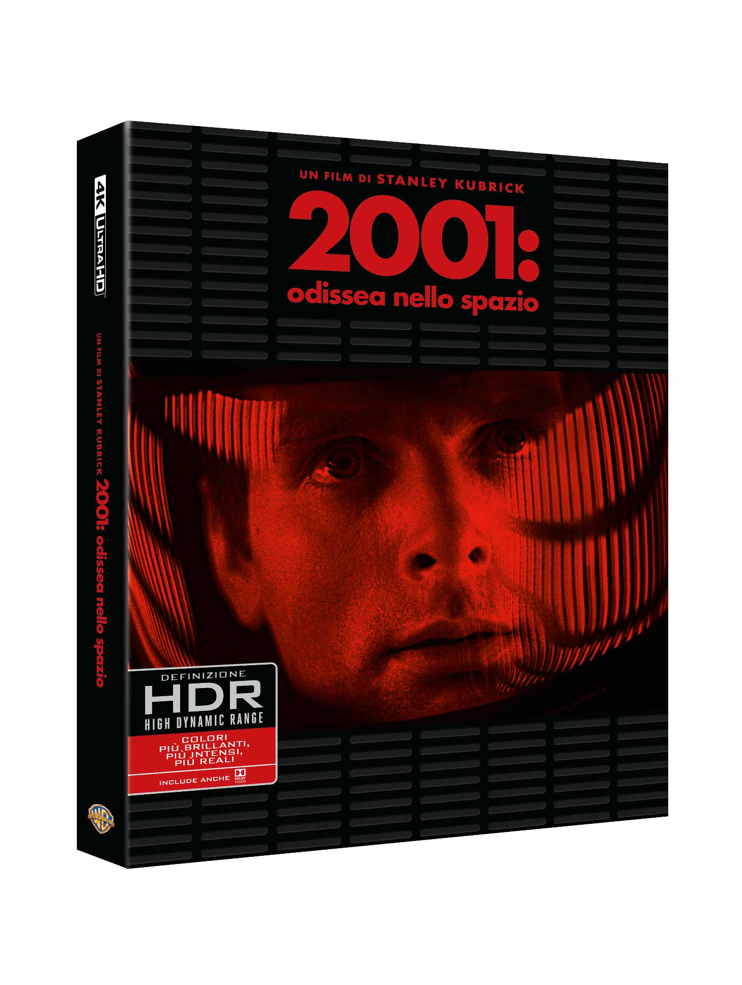 2001 ODISSEA NELLO SPAZIO (BLU-RAY 4K ULTRA HD+2 BLU-RAY)