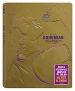 BOHEMIAN RHAPSODY (BLU-RAY DISC - STEELBOOK)