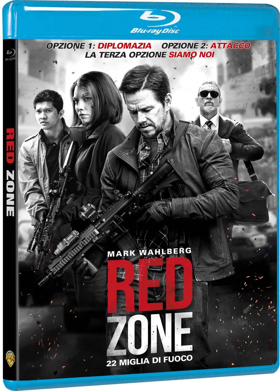 RED ZONE - 22 MIGLIA DI FUOCO - BLU RAY