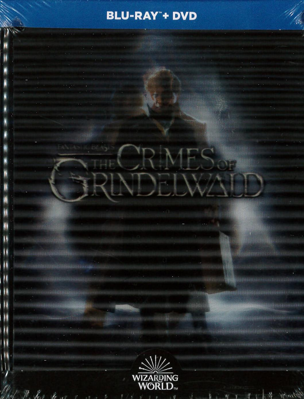 ANIMALI FANTASTICI - I CRIMINI DI GRINDELWALD (DIGIBOOK) (LTD) (
