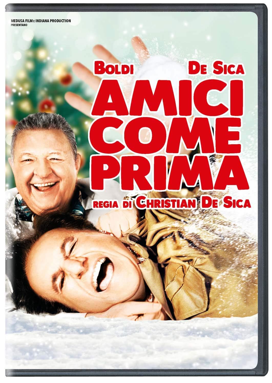 AMICI COME PRIMA (DVD)