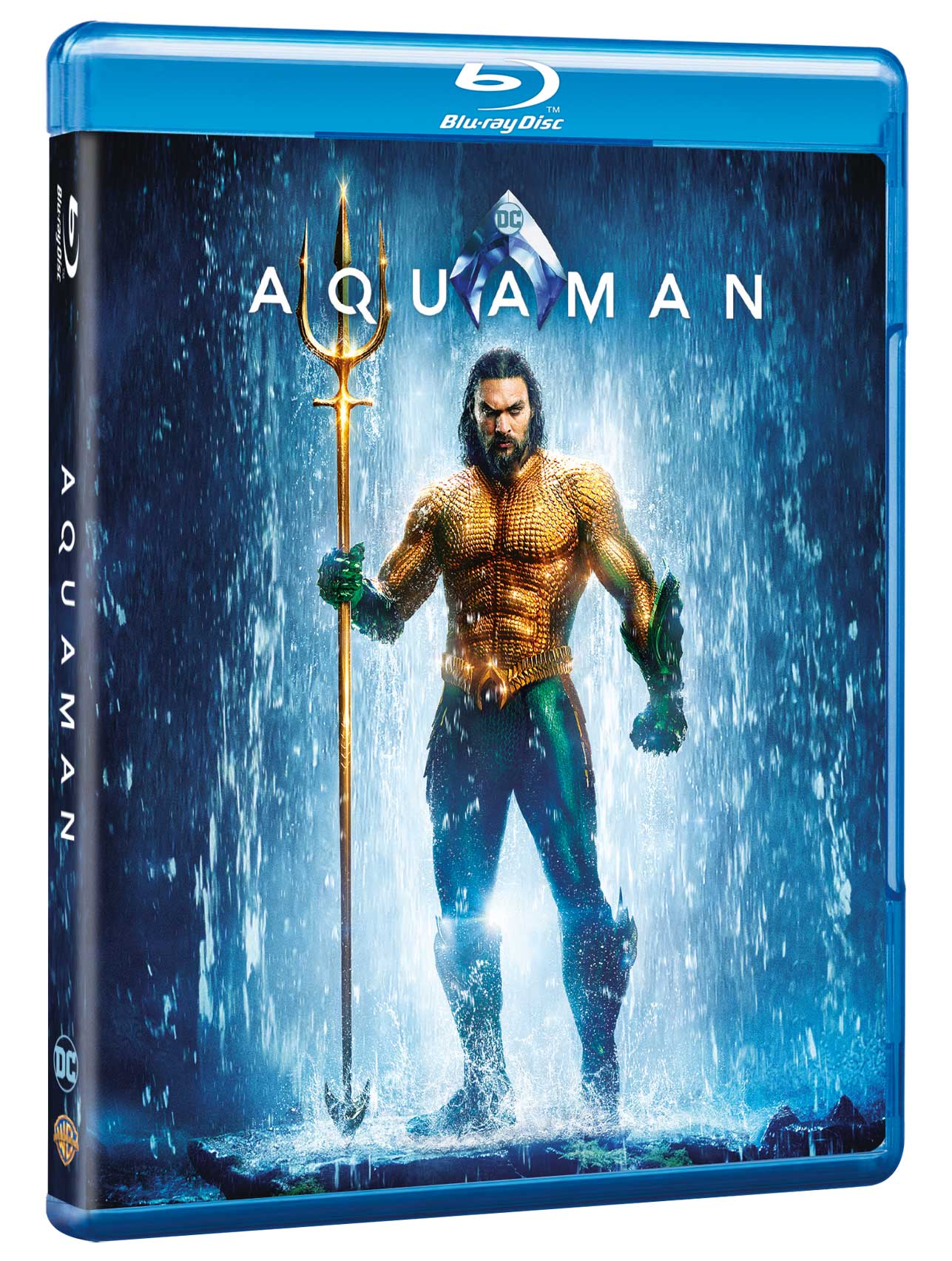 AQUAMAN - BLU RAY