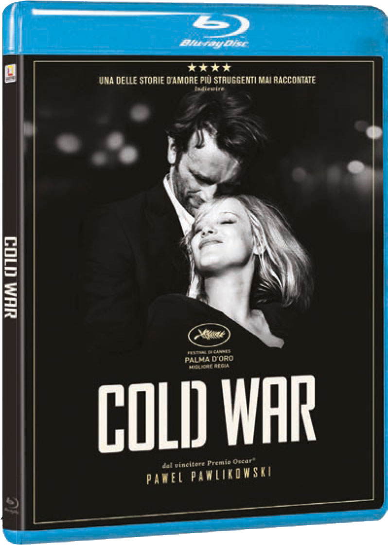 COLD WAR - BLU RAY