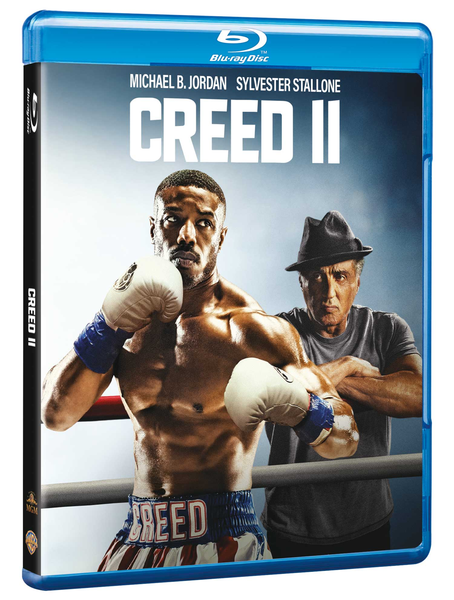 CREED 2 - BLU RAY