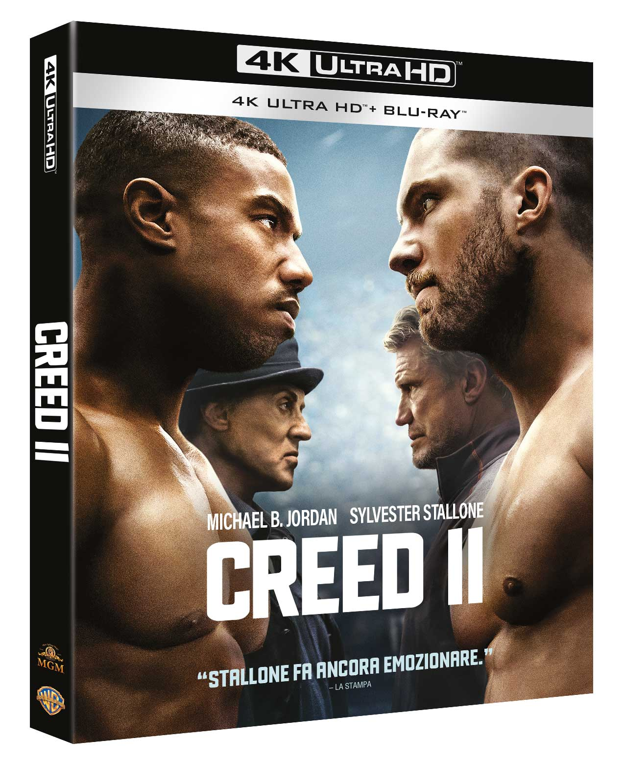 CREED 2 (BLU-RAY 4K)