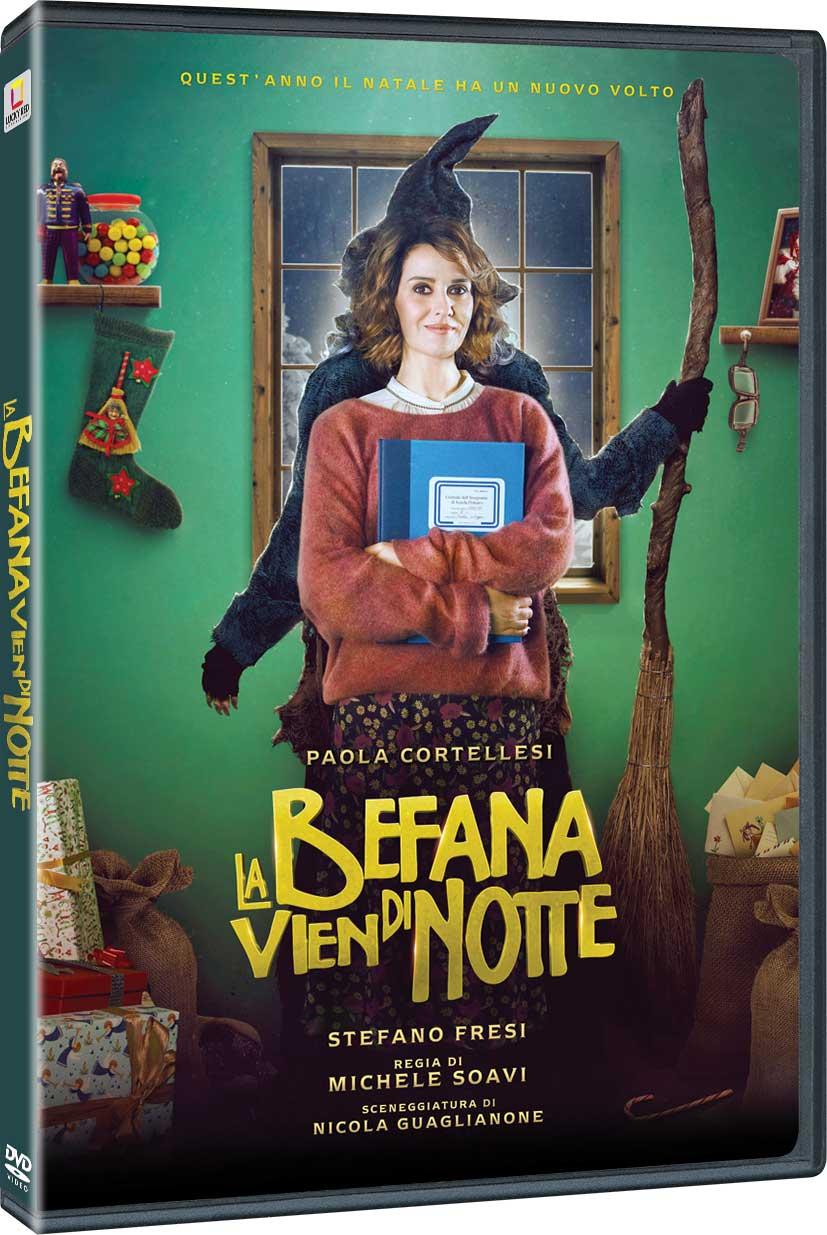 LA BEFANA VIEN DI NOTTE (DVD)