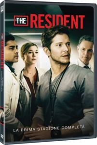 COF.THE RESIDENT - STAGIONE 01 (3 DVD) (DVD)