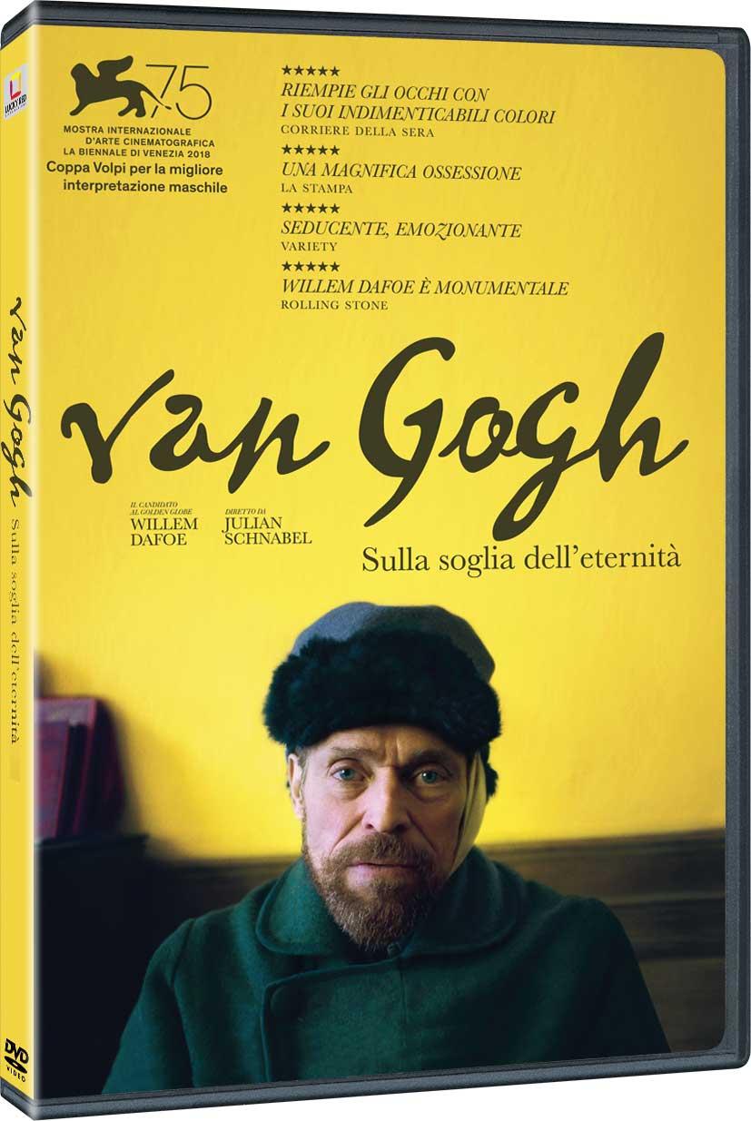 VAN GOGH - SULLA SOGLIA DELL'ETERNITA' (DVD)