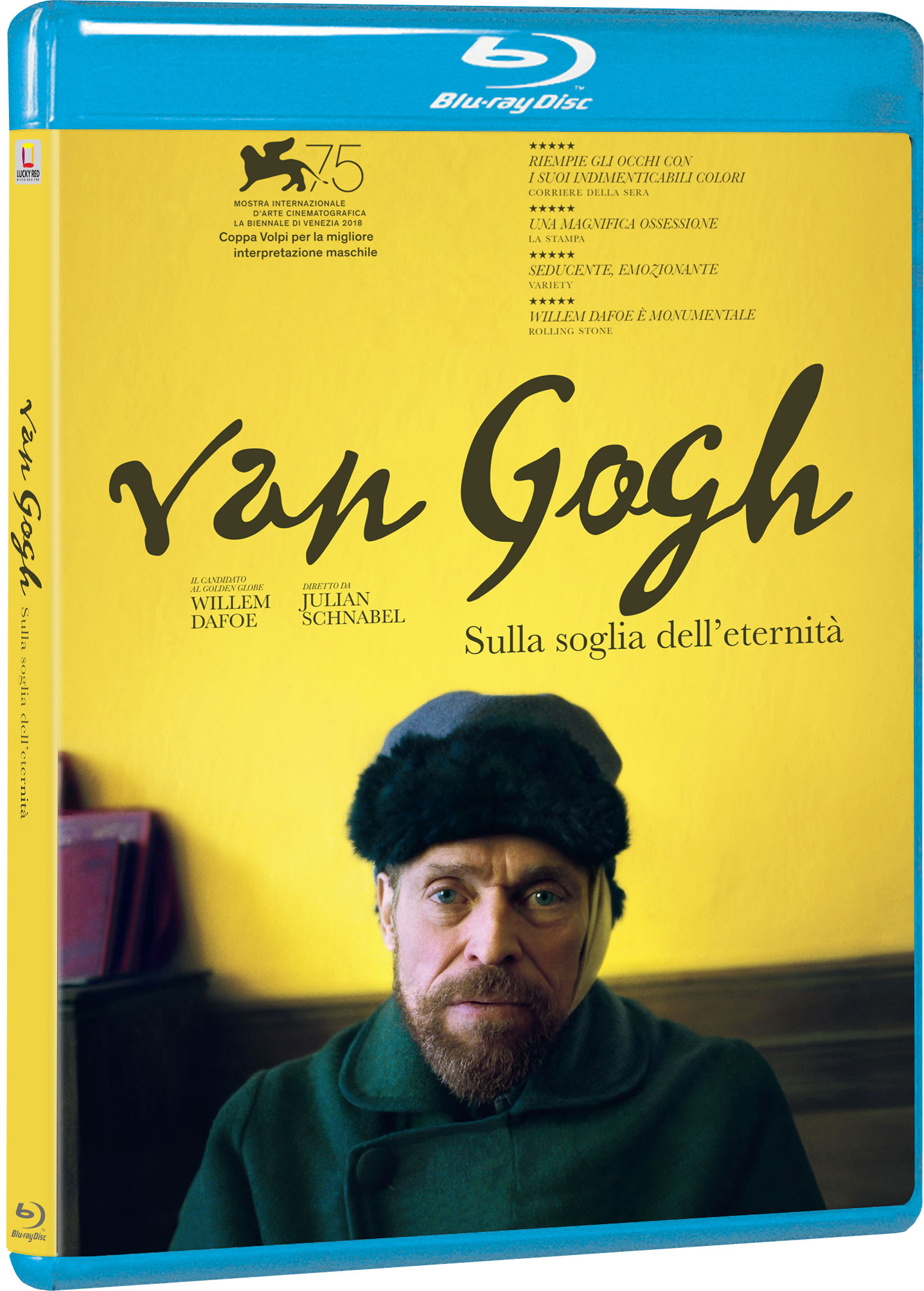 VAN GOGH - SULLA SOGLIA DELL'ETERNITA' - BLU RAY