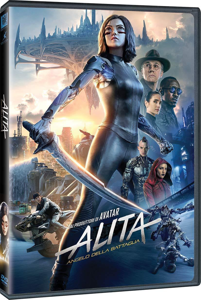 ALITA - ANGELO DELLA BATTAGLIA (DVD)