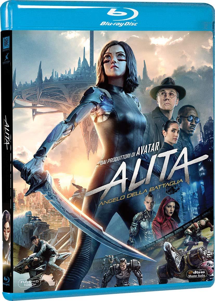 ALITA - ANGELO DELLA BATTAGLIA - BLU RAY