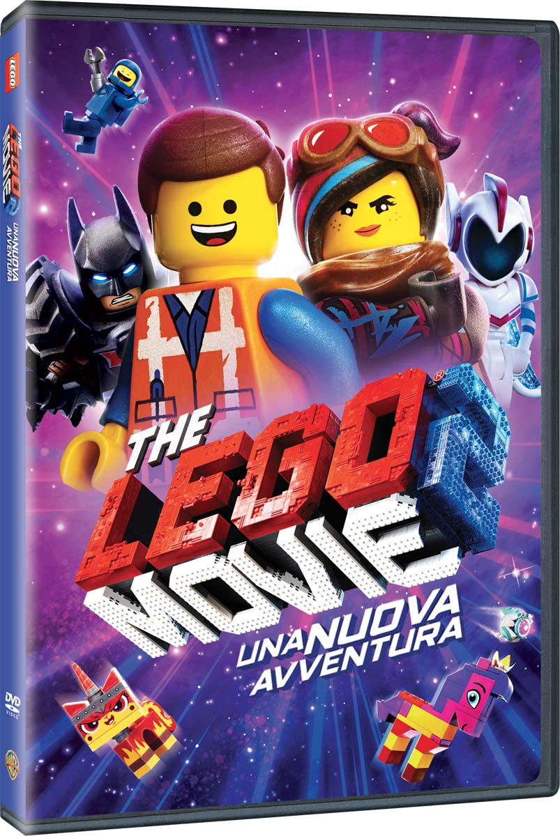 LEGO MOVIE 2 - UNA NUOVA AVVENTURA (DVD)