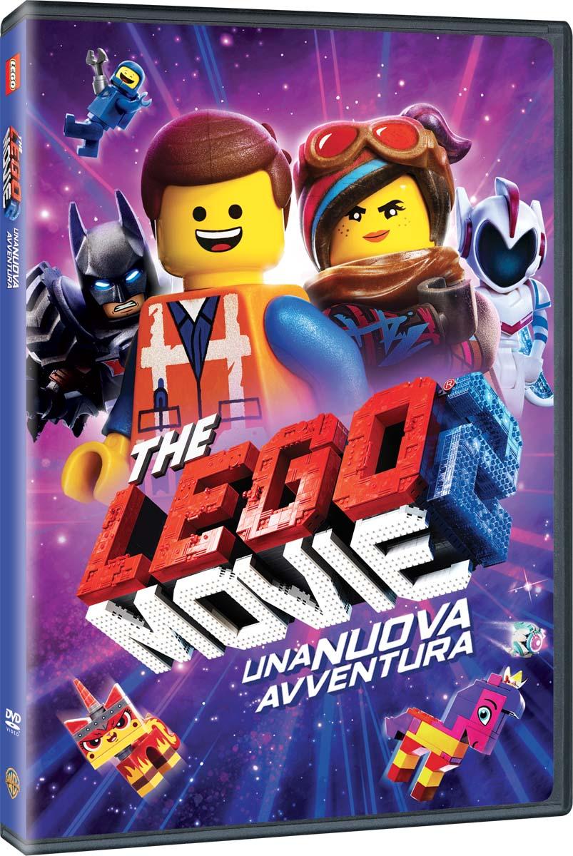 LEGO MOVIE 2 - UNA NUOVA AVVENTURA (DVD)