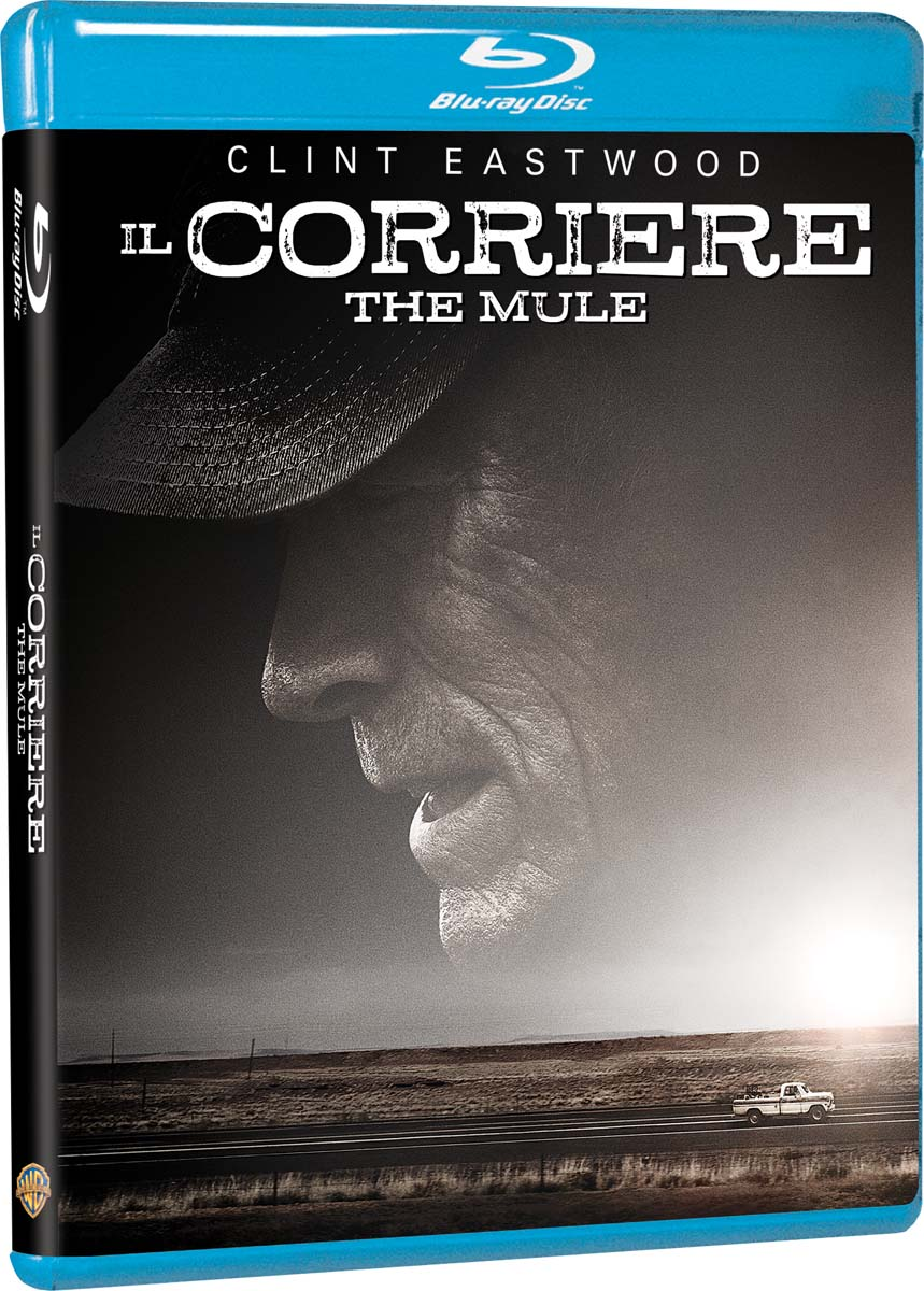 IL CORRIERE - THE MULE - BLU RAY