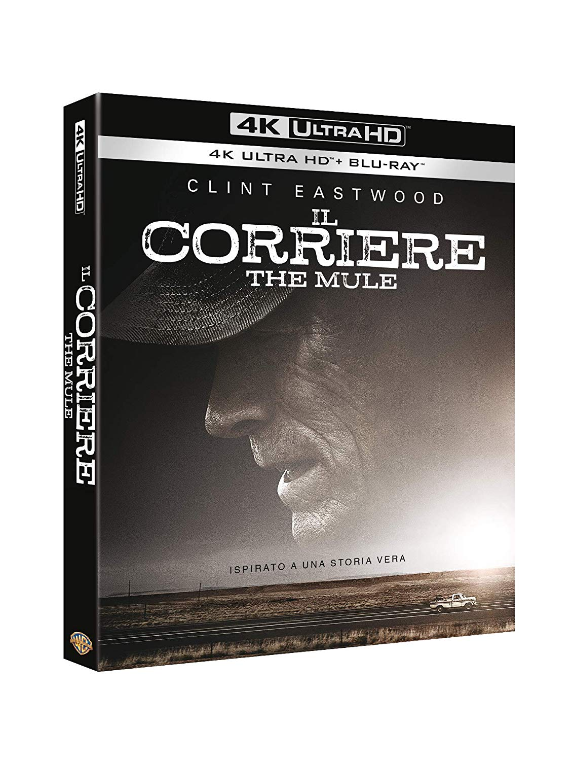 IL CORRIERE - THE MULE (4K ULTRA HD +BLU-RAY)