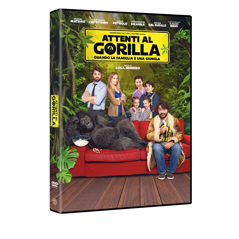 ATTENTI AL GORILLA (DVD)