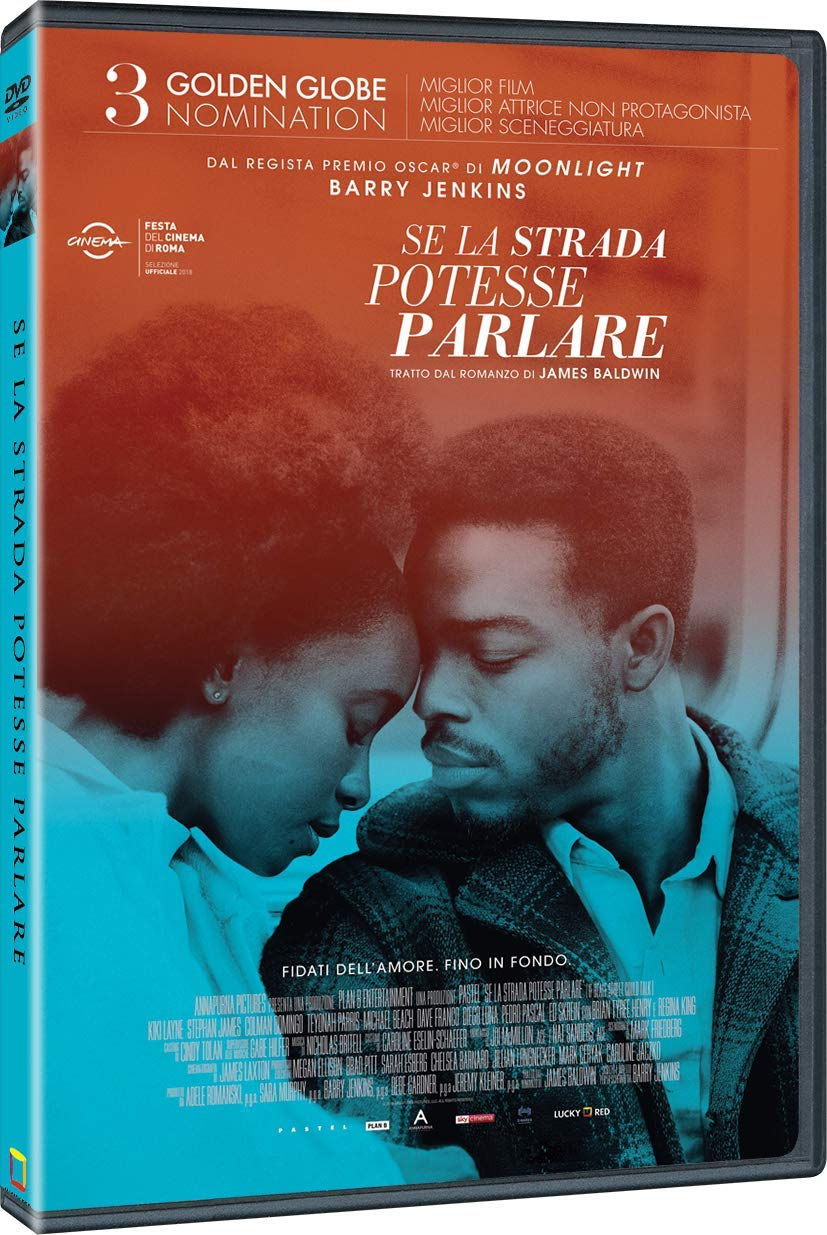 SE LA STRADA POTESSE PARLARE (DVD)