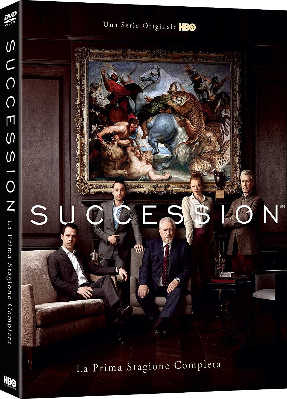 COF.SUCCESSION - STAGIONE 01 (3 DVD) (DVD)