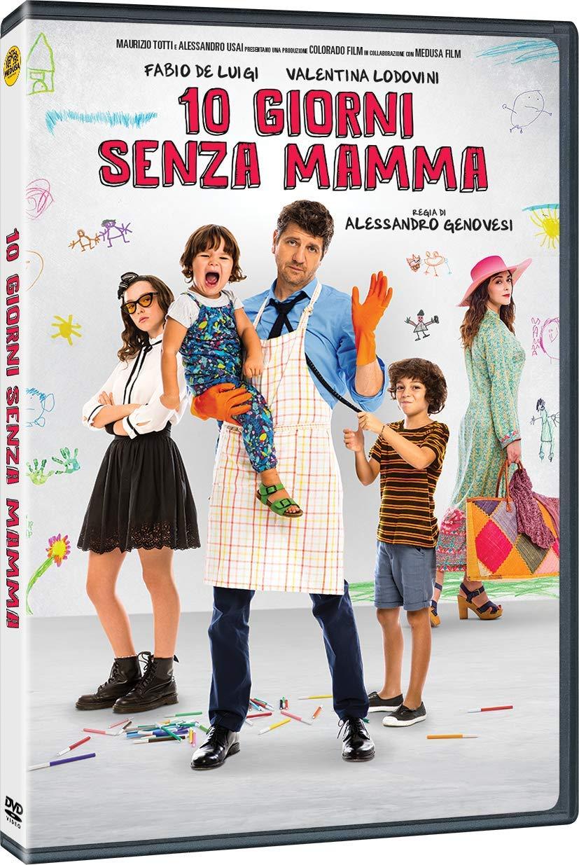 10 GIORNI SENZA MAMMA (DVD)