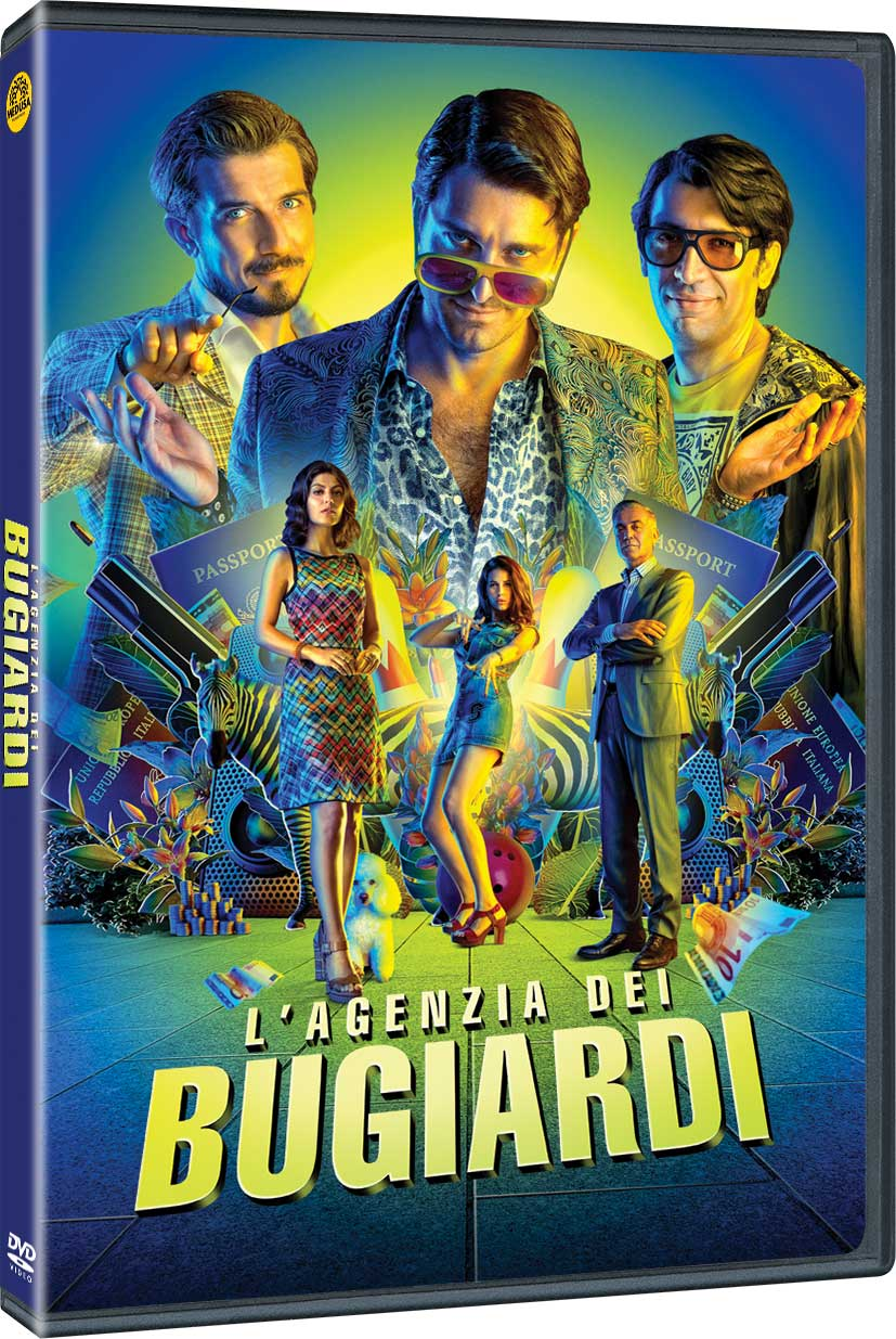 L'AGENZIA DEI BUGIARDI (DVD)