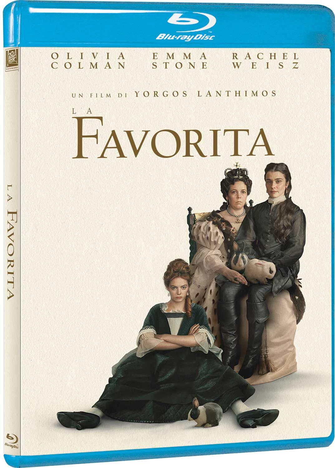 LA FAVORITA - BLU RAY