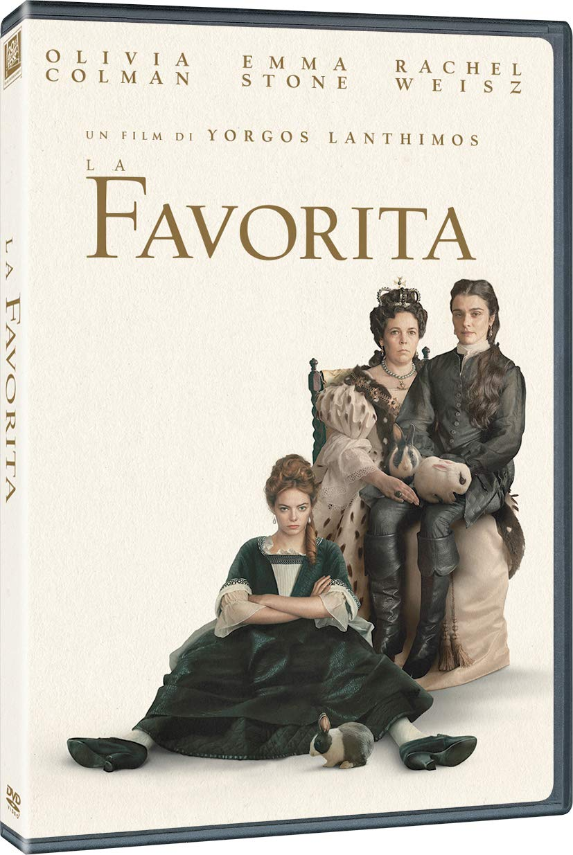 LA FAVORITA (DVD)
