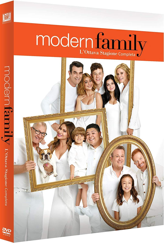 COF.MODERN FAMILY - STAGIONE 08 (DVD)