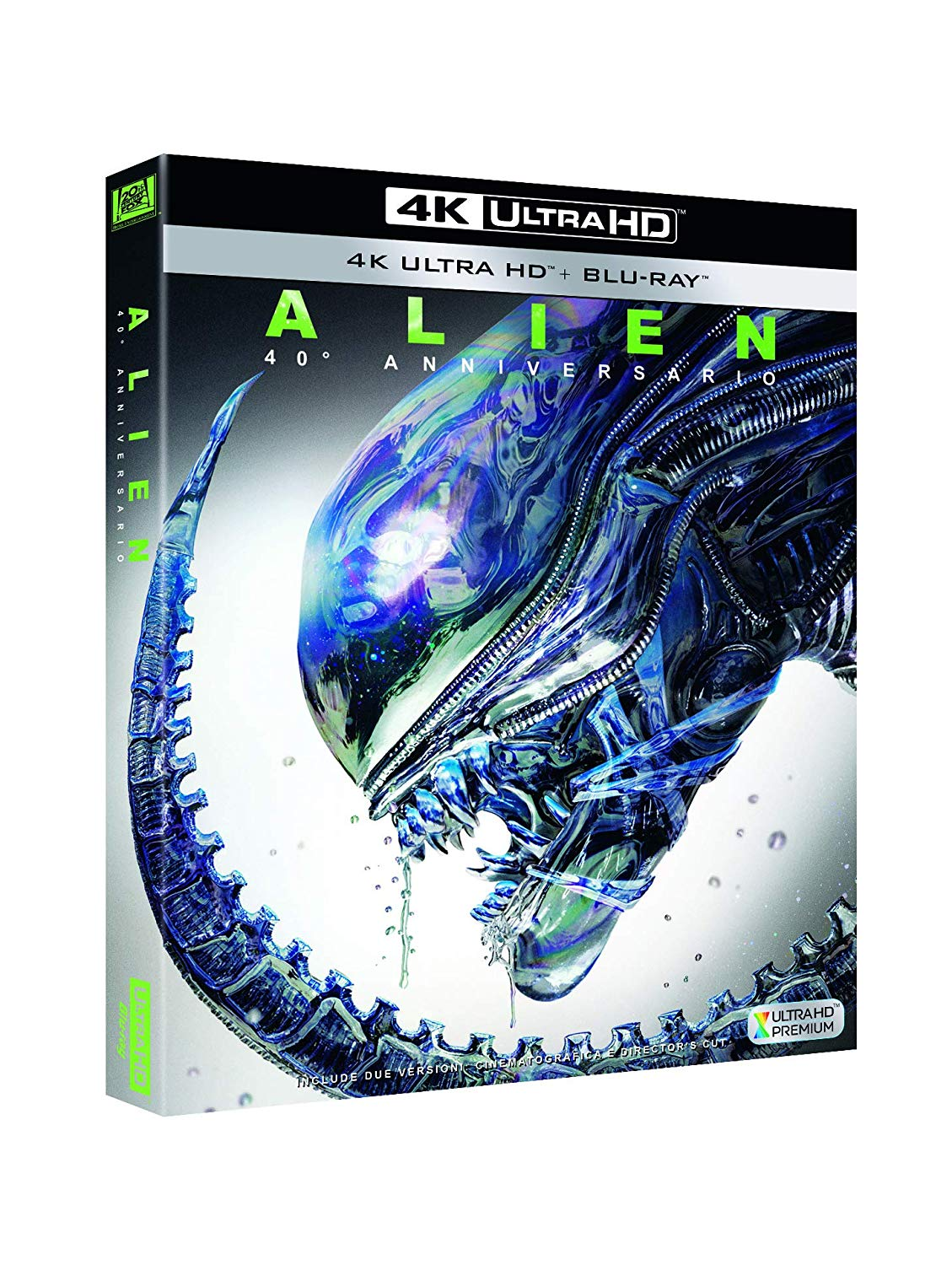 ALIEN (4K ULTRA HD+BLU-RAY)