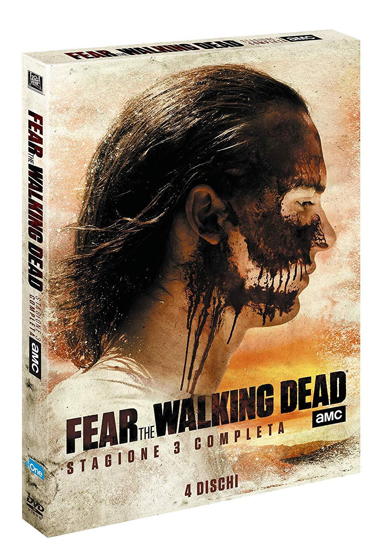 COF.FEAR THE WALKING DEAD - STAGIONE 03 (4 DVD) (DVD)