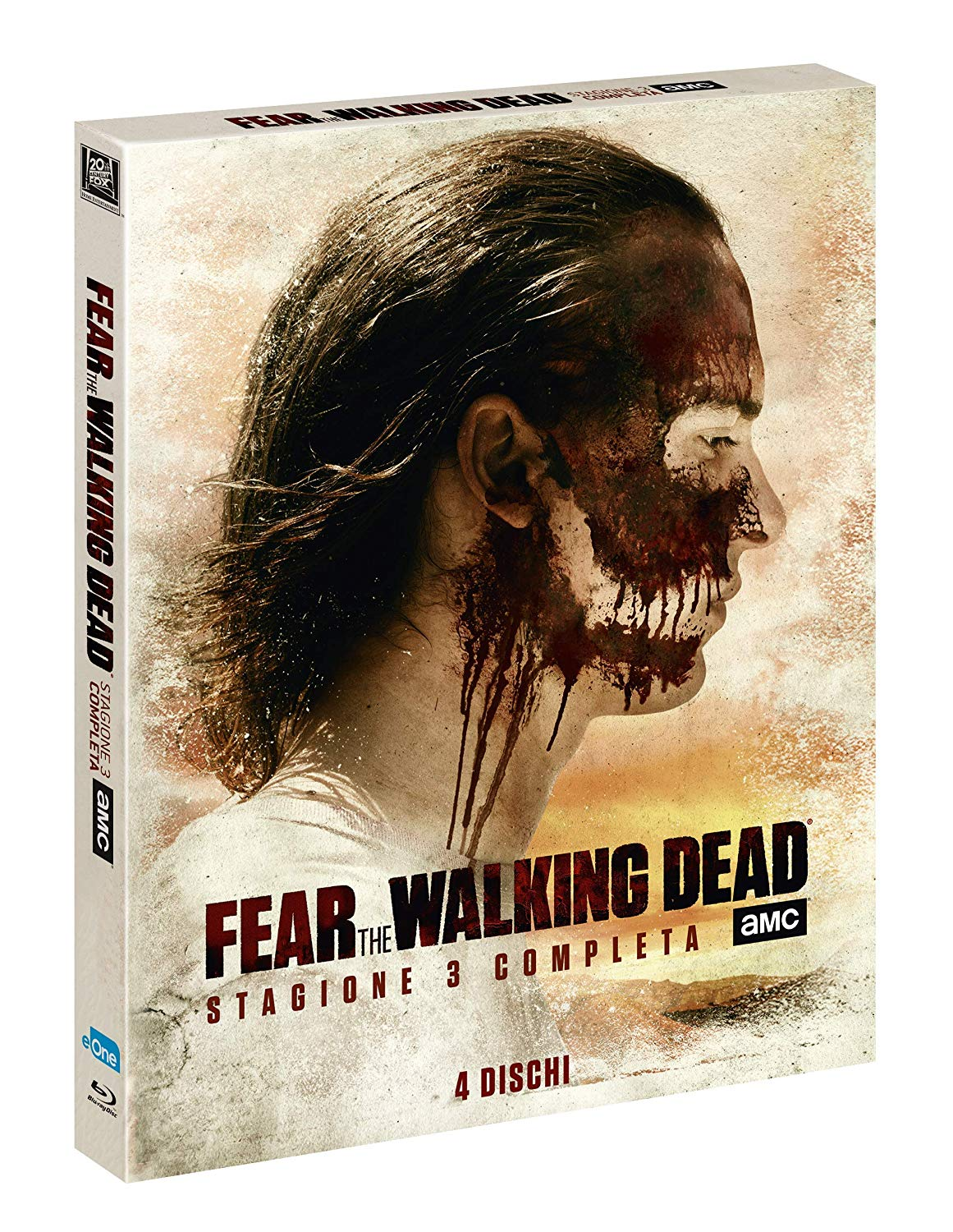 COF.FEAR THE WALKING DEAD - STAGIONE 03 (4 BLU-RAY)