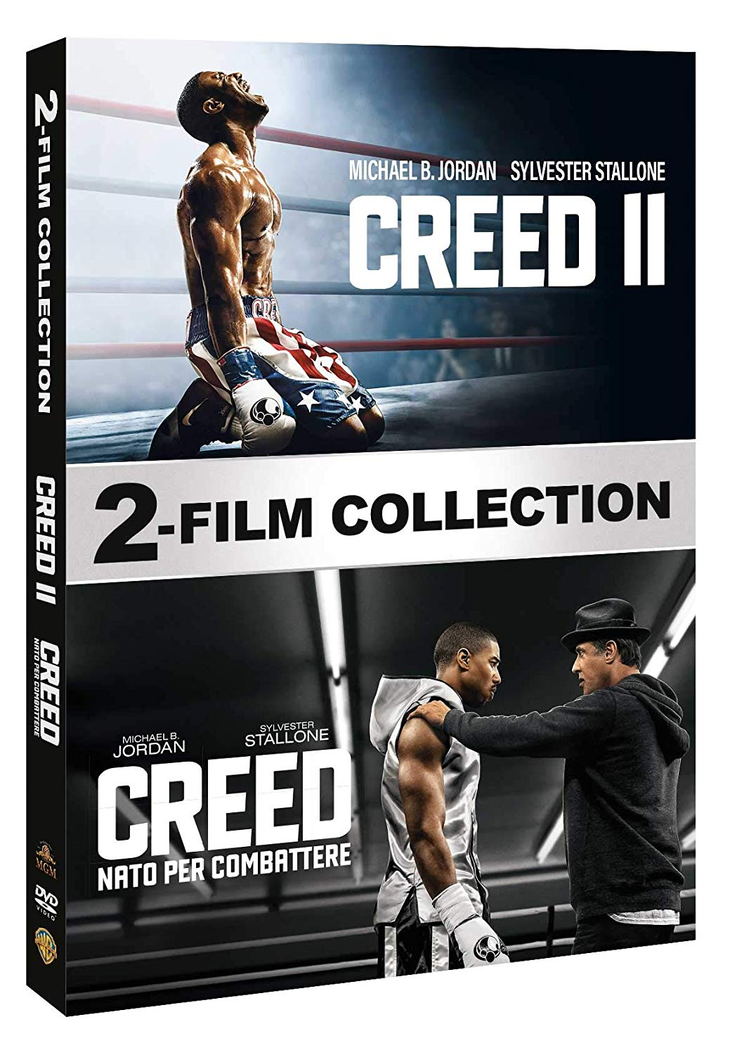 COF.CREED COLLECTION (2 DVD) (DVD)