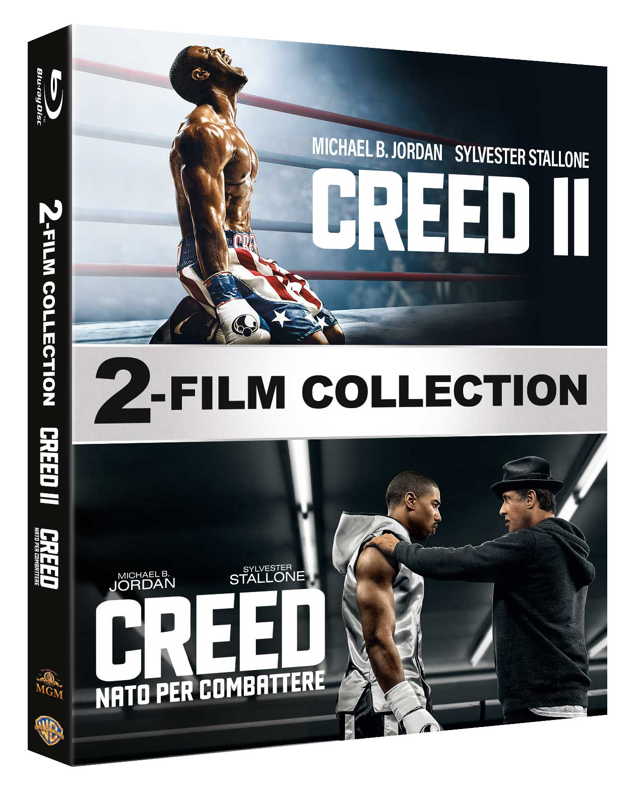 COF.CREED COLLECTION (2 BLU-RAY)