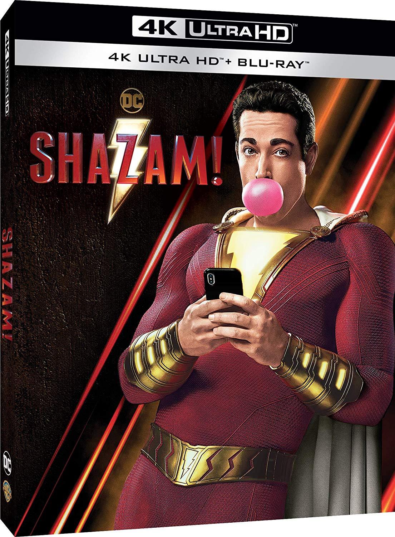 SHAZAM! (BLU-RAY 4K ULTRA HD+BLU-RAY)