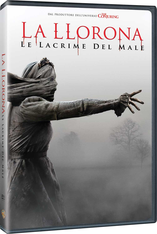 LA LLORONA - LE LACRIME DEL MALE (DVD)