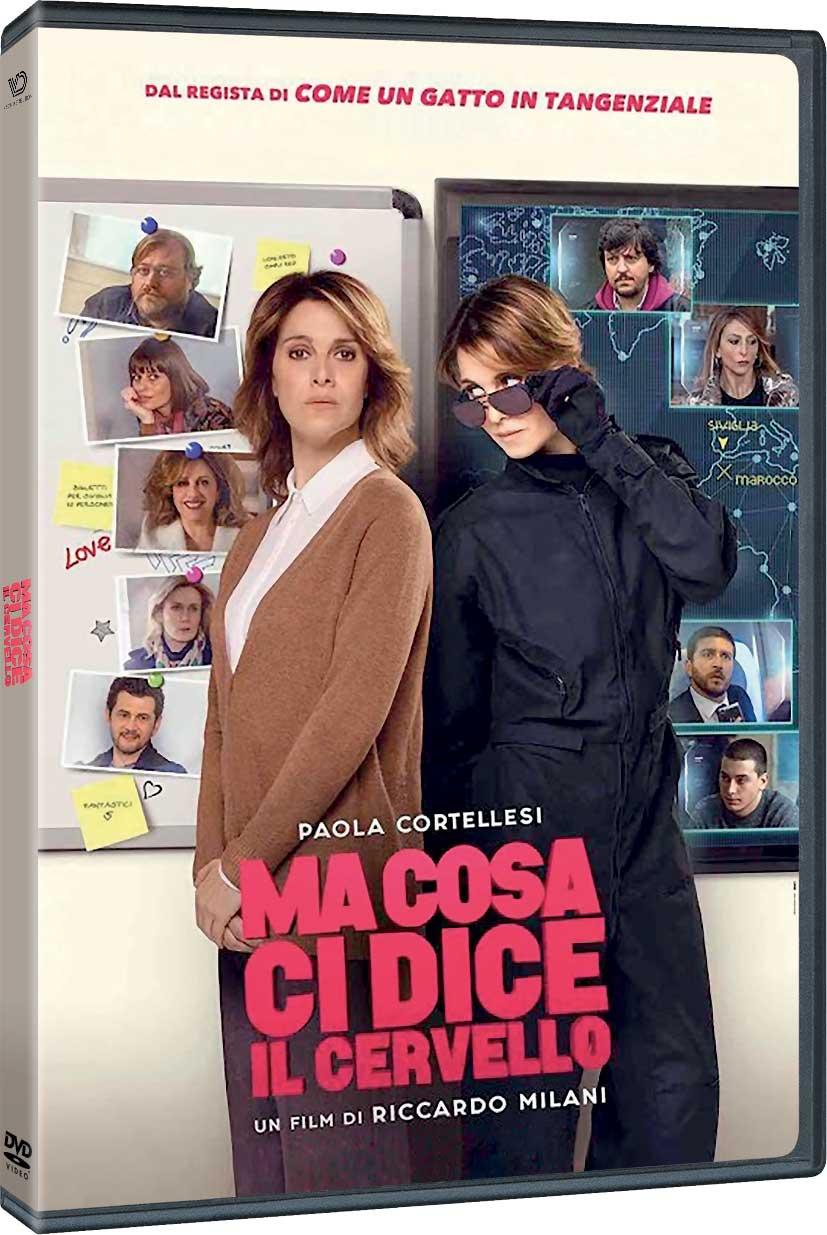MA COSA CI DICE IL CERVELLO (DVD)