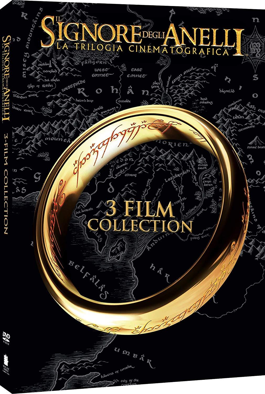 COF.IL SIGNORE DEGLI ANELLI - LA TRILOGIA CINEMATOGRAFICA (3 DVD