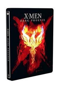 X-MEN DARK PHOENIX (STEELBOOK) - BLU RAY