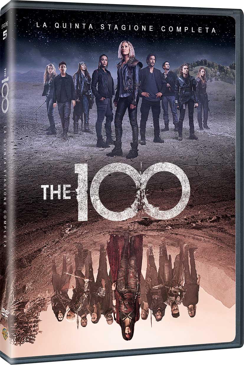 COF.THE 100 - STAGIONE 05 (3 DVD) (DVD)