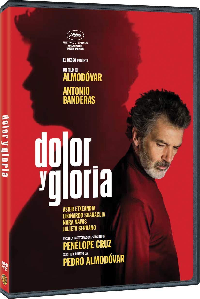 DOLOR Y GLORIA (DVD)