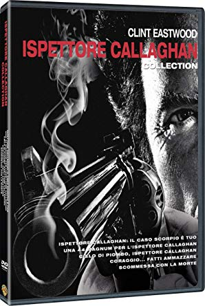 COF.ISPETTORE CALLAGHAN COLLECTION (5 DVD) (DVD)